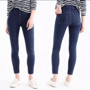 J. Crew Denim Pull On Jegging Skinny Jeans Pants